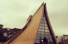 周末逛东海大学。