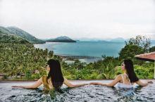 带上闺蜜去苏梅吧!无论怎样都能看大海日落,沙滩椰林的无限海景超级悠闲又不失格调的洲际酒店是多少人的梦