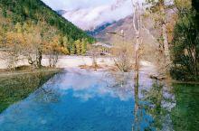 美丽的黄龙景区,金秋十月最适合。