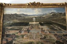 Château de Versailles 凡尔赛宫 依稀可见曾经的辉煌 朗朗和他的爱丽丝 婚礼地点