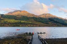 苏格兰的湖光山色之间&英式早餐全餐
