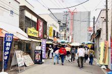 北海道最热闹的集市-函馆朝市