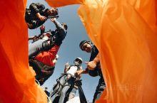 土耳其| 费特希耶滑翔伞 🎈 换个角度看世界🌍  我们订的是Reaction公司,1⃣️4⃣️年0⃣