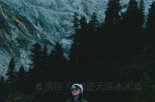 川西小瑞士 大美川西 松树 冰川 阳光 位于甘孜州玉隆拉措景区  也是爬雀儿山的大本营 风景很好 可