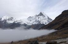 美丽的安娜普尔娜峰