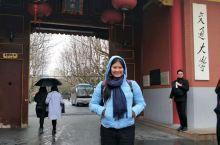上海高校不得不去打卡——上海交通大学 第二次来上交大这个校区了,冬天和春天还是真的不一样,冬天看到