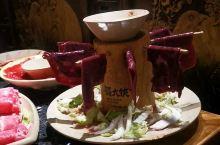 景洪·西双版纳  吃个火锅一身的火锅味道。天气有点冷~