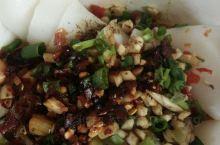 贵州省榕江县特色小吃,榕江卷粉,酸爽凉拌。