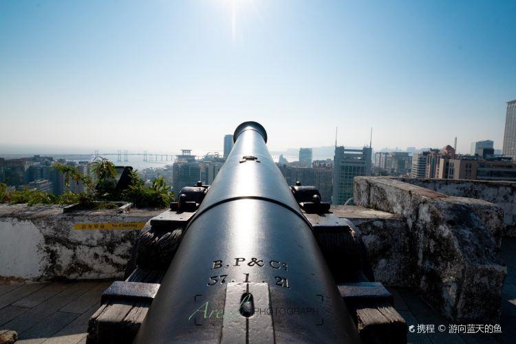 東望洋砲台及燈塔4