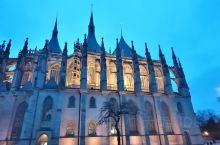 世界文化遗产-圣芭芭拉教堂