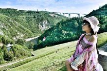 铜川真的是个宝藏之地,我们已经来了很多次了,每次来都有不一样的感受,这是一个水库,远看有小瑞士的感觉