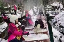哈尔滨旅游-亚布力滑雪-雪乡 我在东北的雪地里等你,大雪纷飞 心若动[黄金薯R]就行动 很动那就来亚