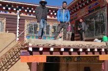 四川藏族人住的别墅