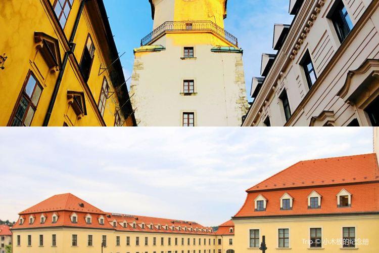 Bratislava Old Town2