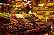 埃及香料市场,异域风情版的金五星