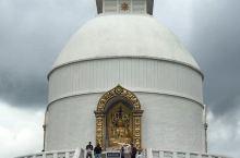 世界和平塔WorldPeacePagoda。 2000年由尼泊尔、泰国、斯里兰卡、日本四国佛教界联合
