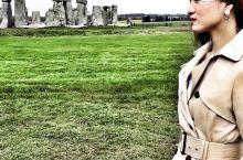 欧洲史前文化神庙遗址,地理教科书上的巨石阵,长大后的我飞越几万英尺到达  英国巨石阵stone he