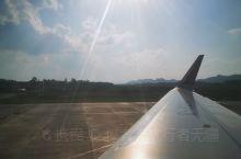 毕节飞保山。毕节飞雄机场小而精致!