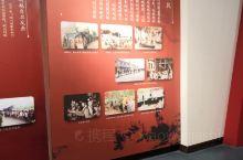 岳飞庙修建后的东大厅一角,旅游好去处