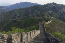 北京慕田峪长城,景色迷人,人少景美,疫情过后第一选择,放飞自我吧!来北京慕田峪长城,赞,而且慕田峪还