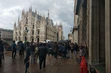 意大利 2019年4月的米兰大教堂&威尼斯
