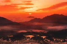 梯田主要分布在云和县崇头镇周围高山上,海拔跨度为200米—1400多米,垂直高度1200多米,跨越高