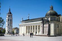 维尔纽斯大教堂广场