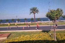 running man in Izmir