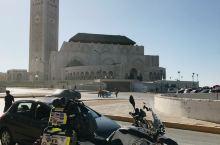 环球骑行摩洛哥卡萨布兰卡