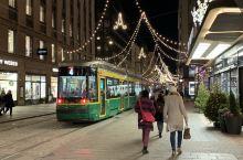 赫尔辛基的夜晚 赫尔辛基