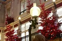 波默海耶廊街  @20 Passage Pommeraye, 44000 Nantes 圣诞节的廊街