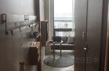 日本宾馆虽然小,但五脏俱全,设计也很人性化。