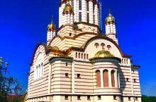 2019.09.佛格拉什 - 街景:这是个偶然路过的小镇,被穷尽奢华的东正教金顶大教堂和古堡所吸引而