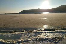带着冰层一路向北的安哥拉河