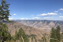 Hellls Canyon,地狱峡谷 被誉为北美最深的河流峡谷