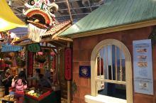 加拿大历史博物馆中的儿童博物馆的中国馆