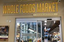 老美的食品商场