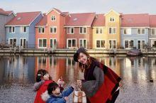 这次来到Reitdiephaven,在荷兰北部城市格罗宁根,离阿姆斯特丹2小时车程,我们从羊角村附近