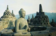 爪哇岛婆罗浮屠神庙