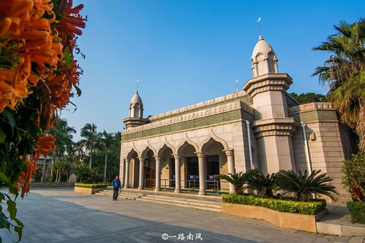 Qingjing Temple2