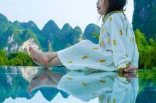 桂林阳朔就让这个酒店刷爆你的朋友圈  在网上看到这家酒店的天空之镜照片,就被吸引过来了。住下之后,发