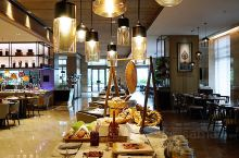 听海惬意自助 印度美食期间限定 既然山长水远来佳兆业万豪酒店全面探店,全日制餐厅的自助餐就没理由错过