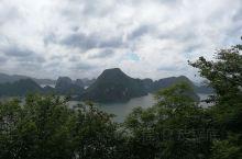 越南,世界自然风光,下龙湾。