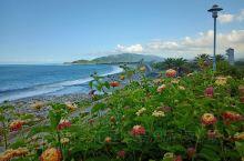 七夕在花莲海边,等织女 听到消息台风将至 虽然天气仍良好,今天跟今晚,应该还可以还可放心旅游跟织女小