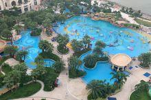 横琴湾酒店的水世界