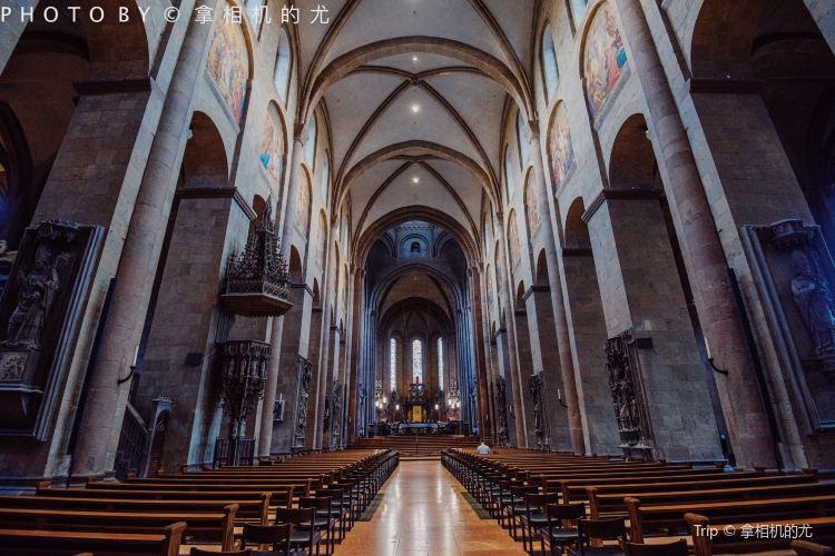 Mainz大教堂1