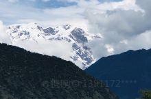 南迦巴瓦峰,海拔7782米,听说来10次都不一定能看到主峰,我很幸运,你看到也很幸运!
