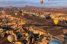 土耳其的浪漫热气球之旅——Turkiye Balloons热气球  很多人来土耳其很大一部分原因都是