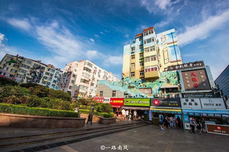 타이둥 보행자거리2