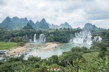 你听说过的跨越两国的壮观瀑布有哪些? 我这次去的是位于我们国家广西崇左与越南交界处的德天跨国大瀑布,